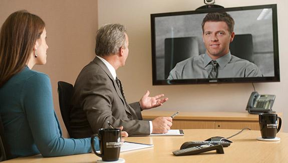 Video Conferencing - Stewart Richardson & Associates Court