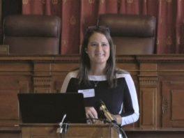 Marion Superior Court Commissioner Kelly Scanlan